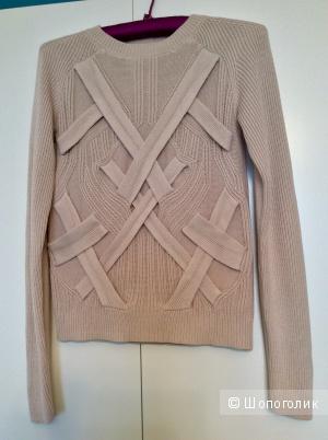 Хлопковый свитер-джемпер Asos размер S