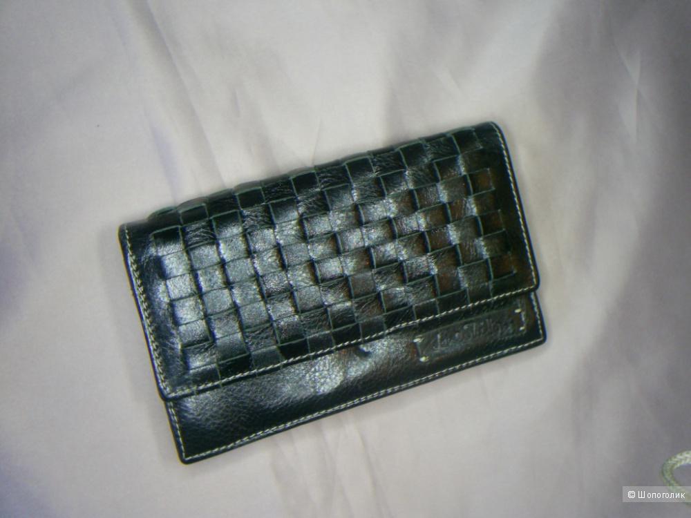 Кожаный кошелек от Jane Shilton.