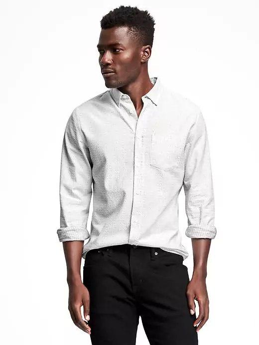 Рубашка мужская Old Navy L