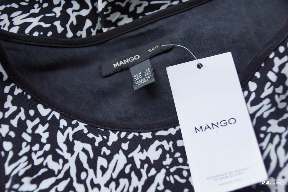 Новое платье Mango XS