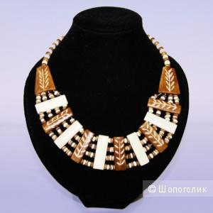 Колье/ожерелье из слоновой кости
