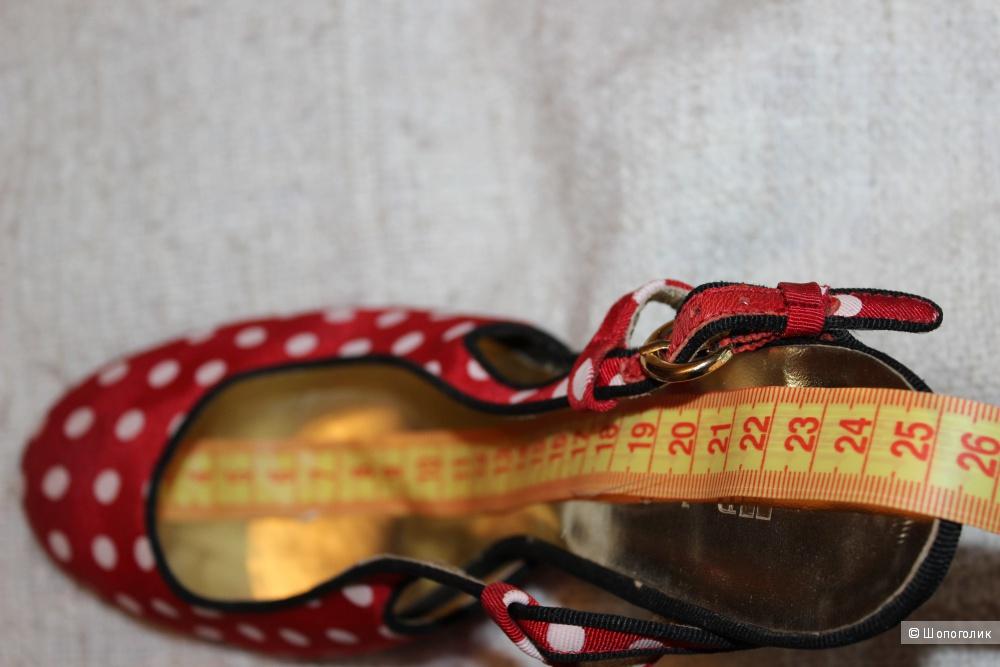 Босоножки PAOLO CONTE, Италия, 39 размер