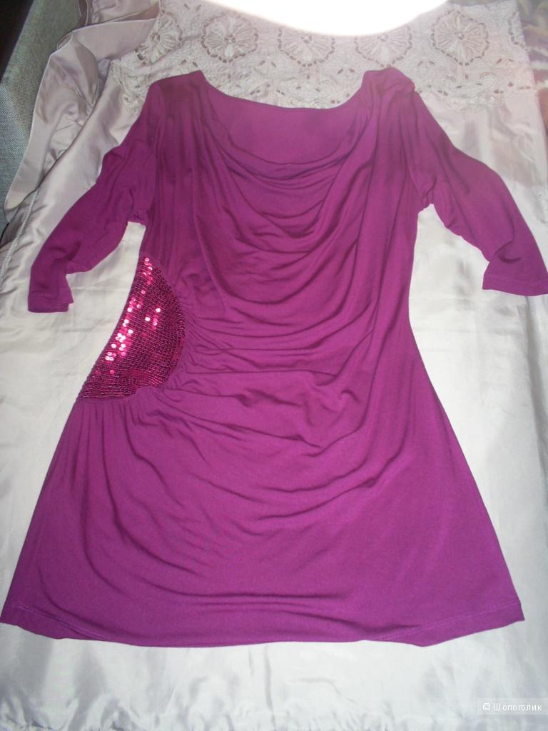 Платье -туника от Next р 46-48-50.