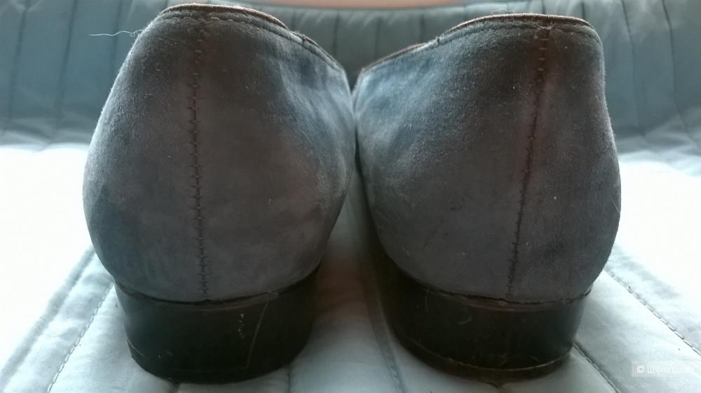 Балетки-туфельки немецкая марка ARA uk4.5  размер - 37
