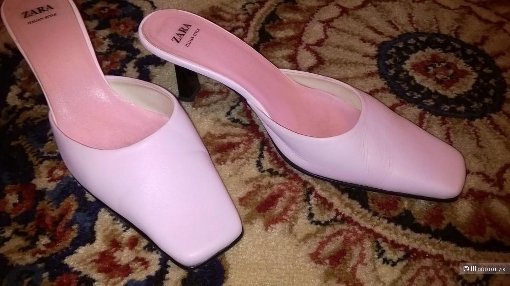 Туфли мюли 36 размер