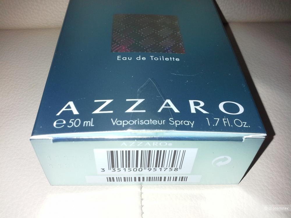 Мужская туалетная вода   AZZARO CHROME Sport 50 мл
