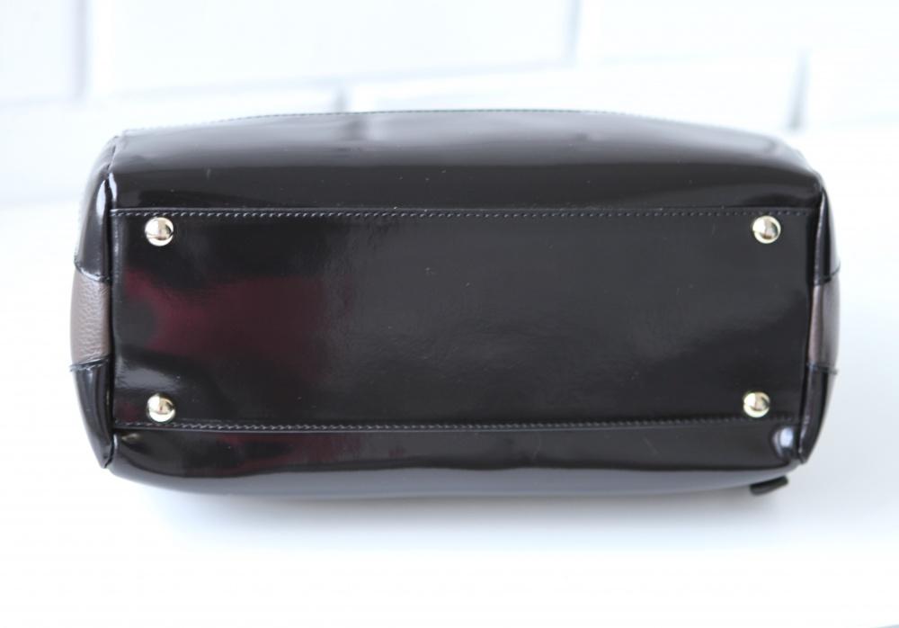 Сумка женская  Furla среднего размера с принтом 100% кожа