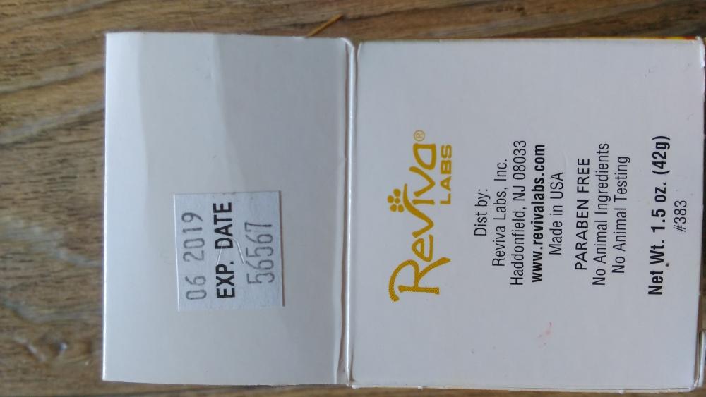Крем пиллинг 10% Reviva Labs с iHerb