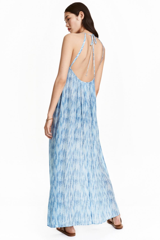 Платье-макси H&M размер 40