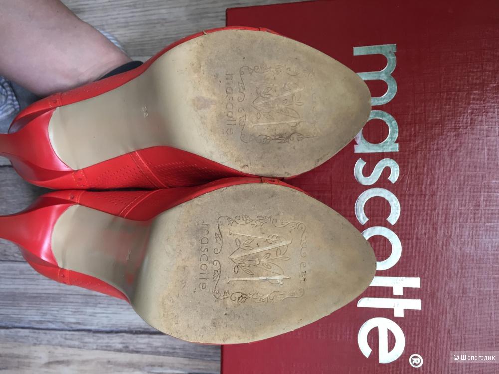 Туфли Mascotte. Размер 38