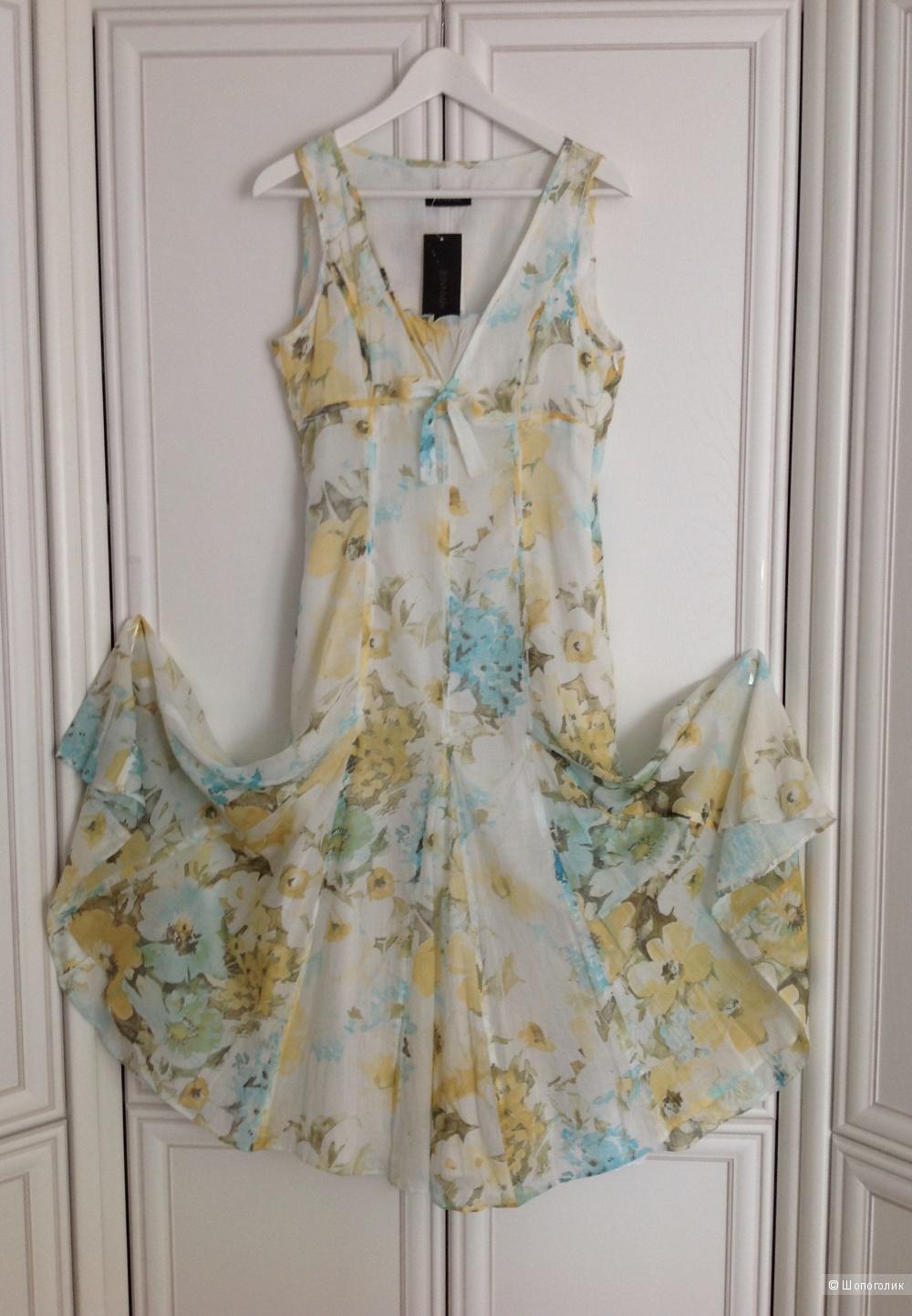 Батистовое платье Apanage (Германия), размер 44.