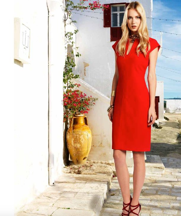 Платье Coccapani Италия 48it