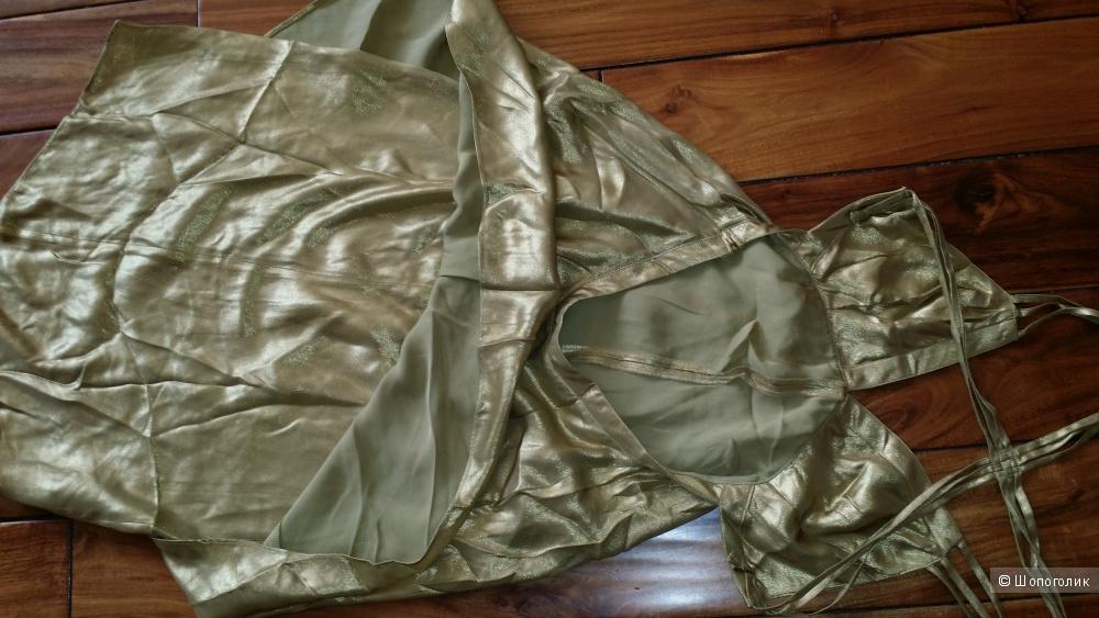Новое платье, шелк 100% Stefanel. 42 размер