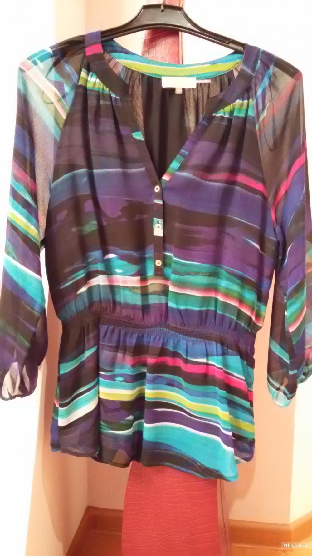 Красивая блузка CALVIN KLEIN,размер S