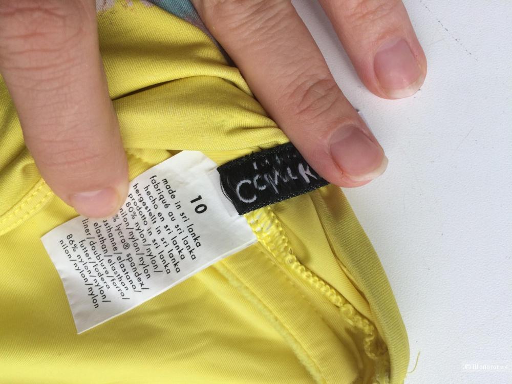 Слитный купальник Calvin Klein 42/44