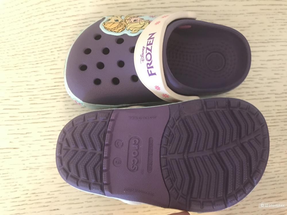 Crocs сабо сандалии детские с6