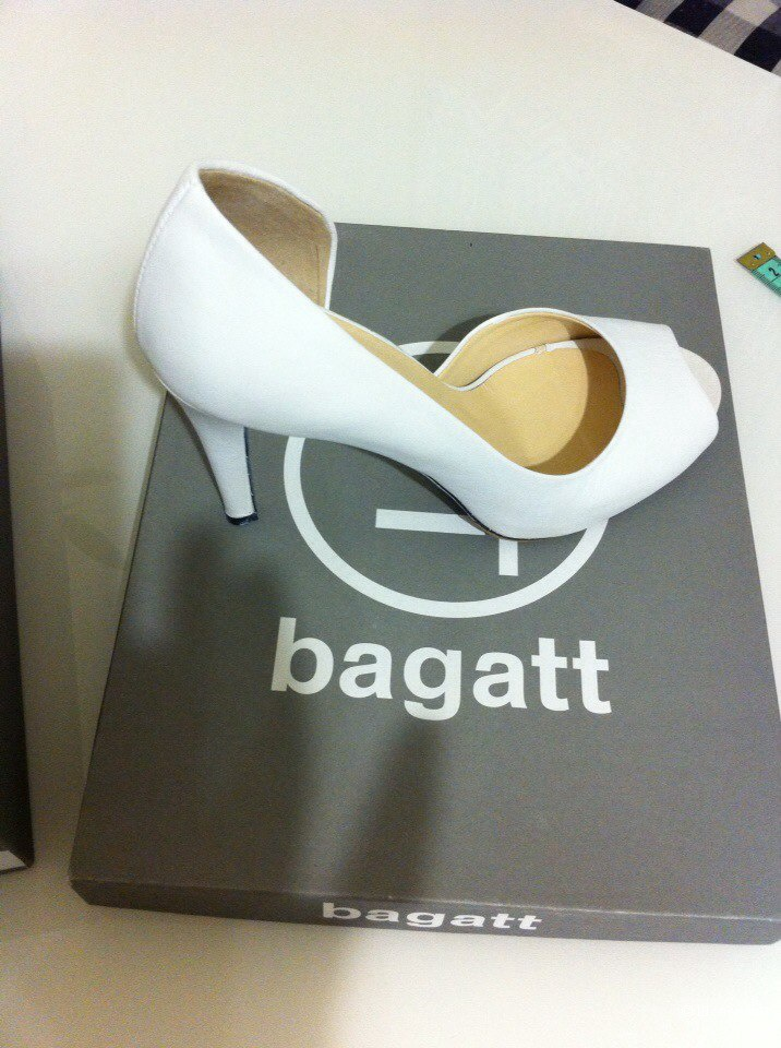 Туфли bagatt 37 размер