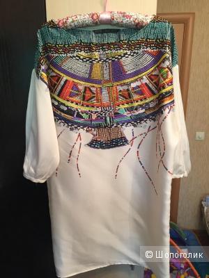 Летнее платье Zara
