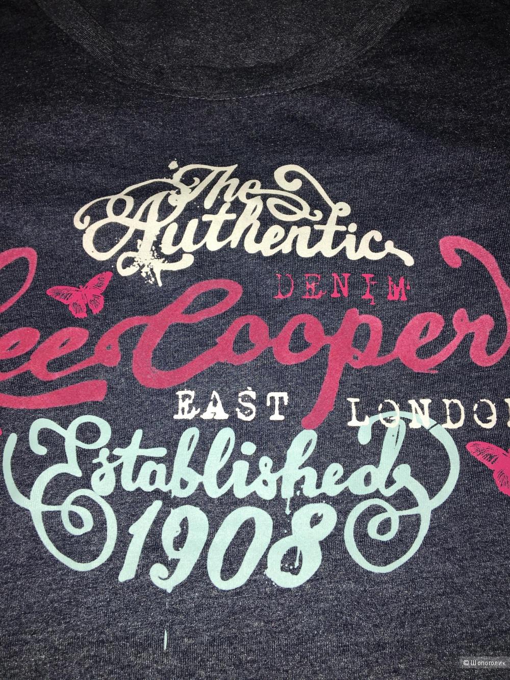 Футболка Lee Cooper S/M UK 12
