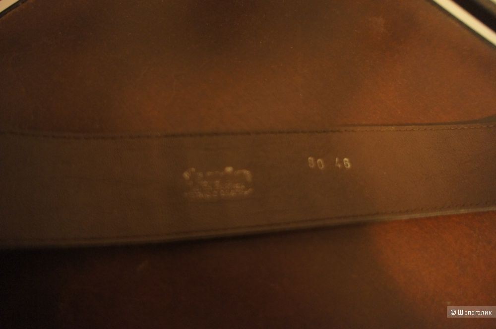 Ремень Furla, длина 80, на р46