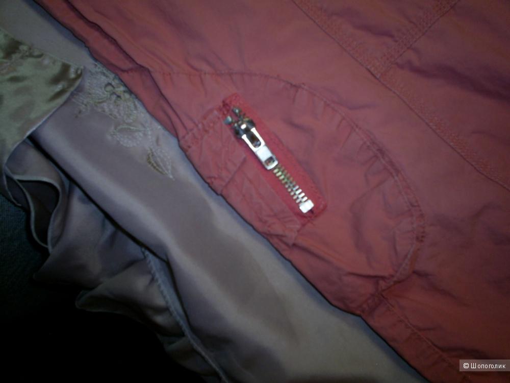 Летние хлопковые штаны от River Island р 46-48-50.