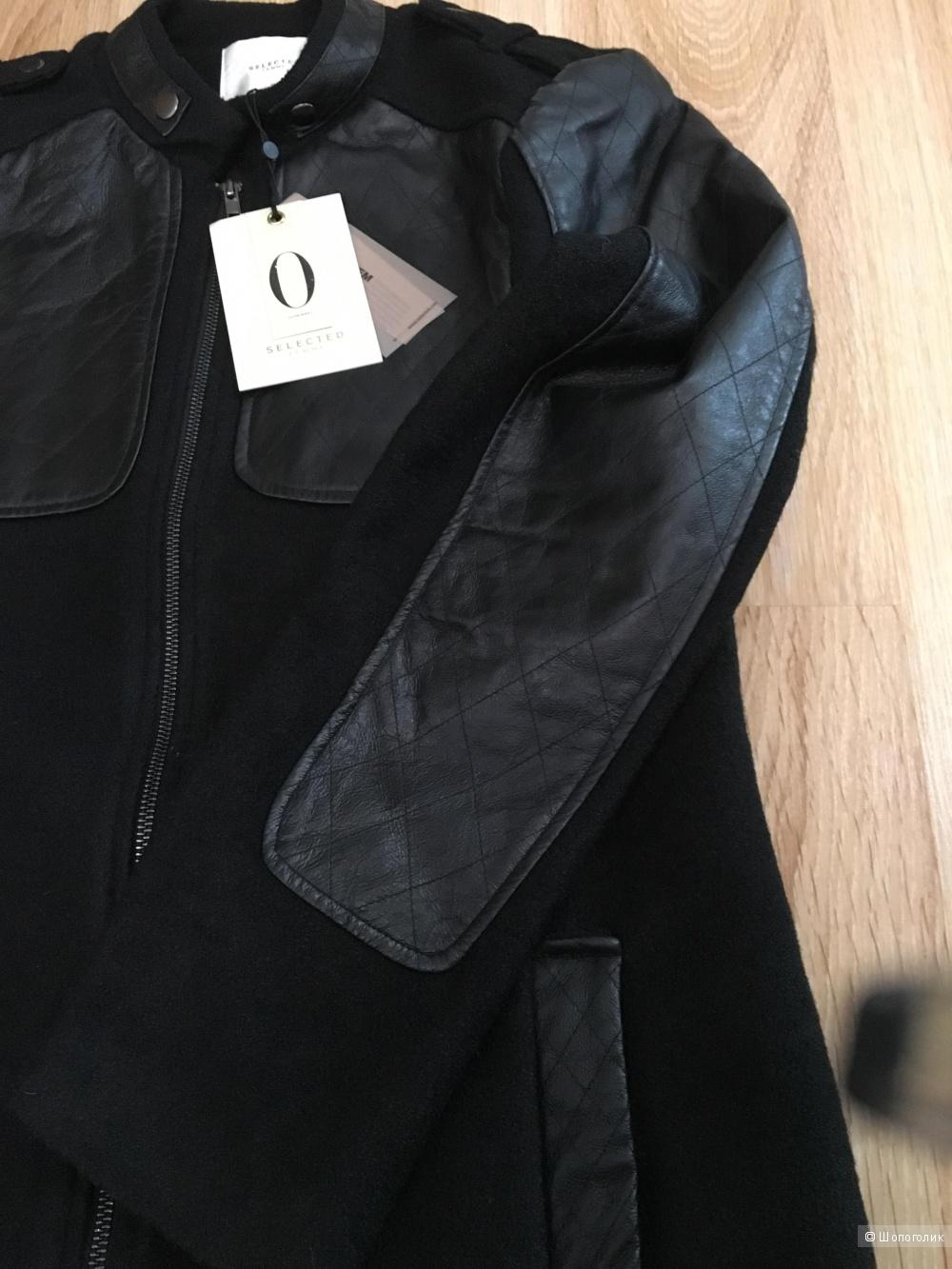 Пальто Selected uk12, новое с этикетками