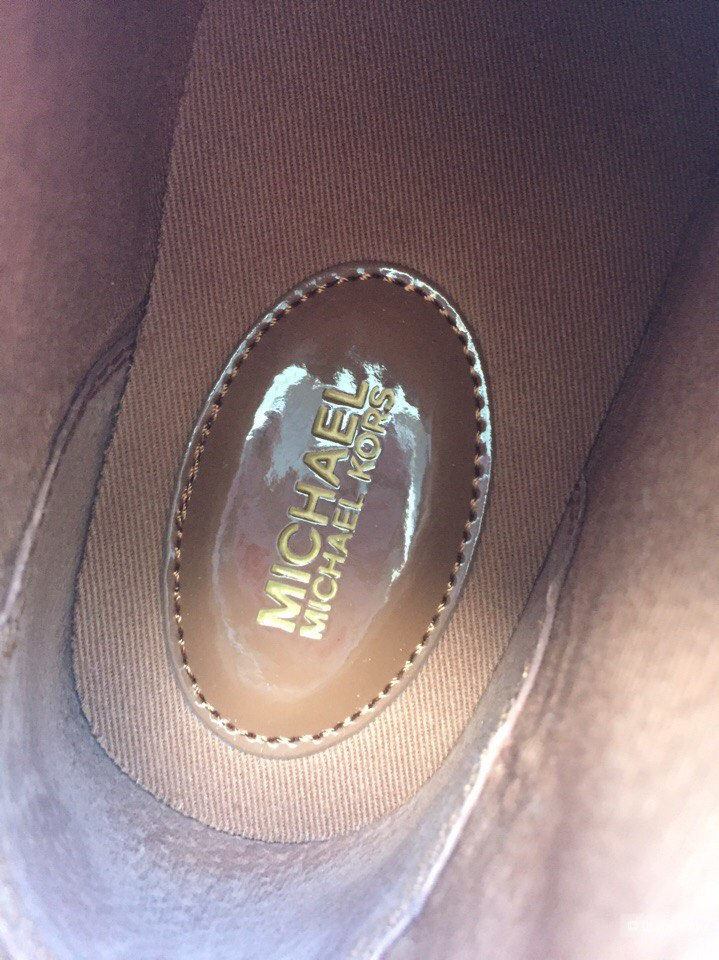 Кеды Майкл Корс, кожаные,новые,оригинал,размер 5.5 ( 36 р-р)