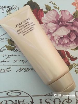 Питательный крем для рук Shiseido Advanced Essential Energy