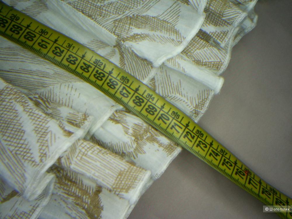 Юбка из хлопка от Per Una р 48- 50-52.