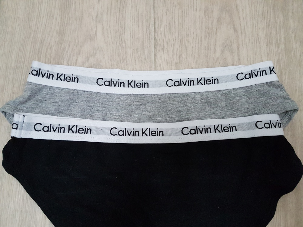 Calvin Klein набор трусов из 2 шт., размер S