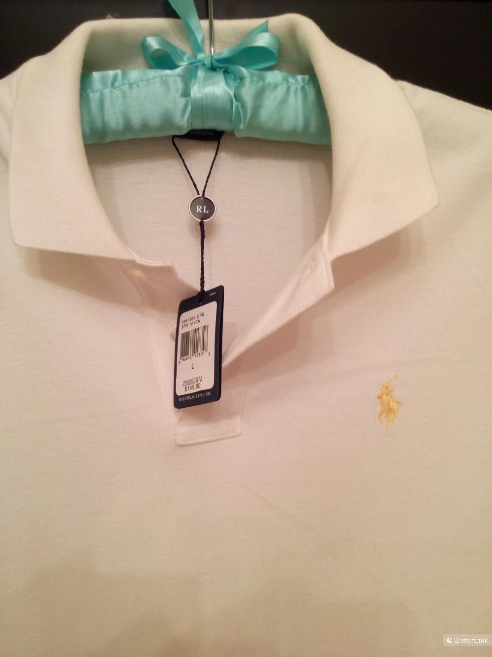 """Платье поло  """"Ralph Lauren""""  Размер L (44-46)"""