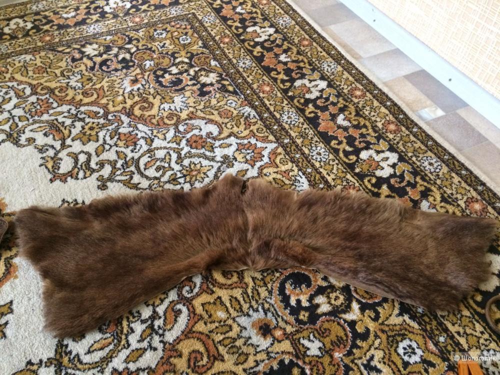 Пальто кожаное 44-46 размера , демисезонное