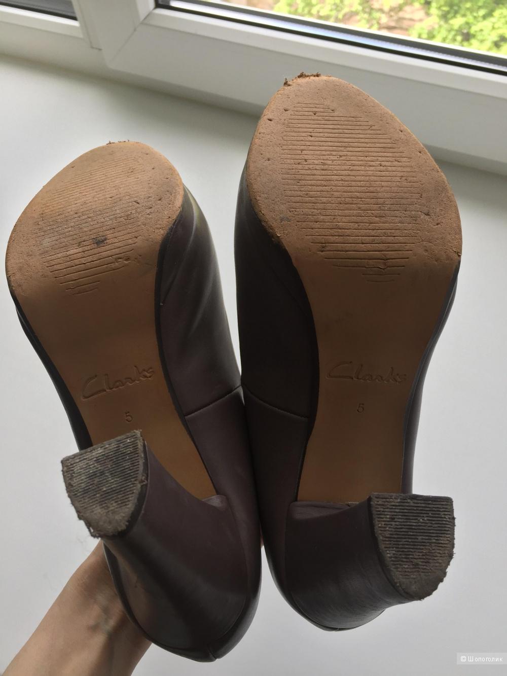 Туфли Clarks UK5