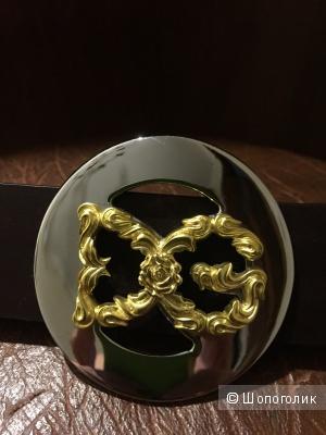 Кожаный ремень женский Dolce&Gabbana 105 см