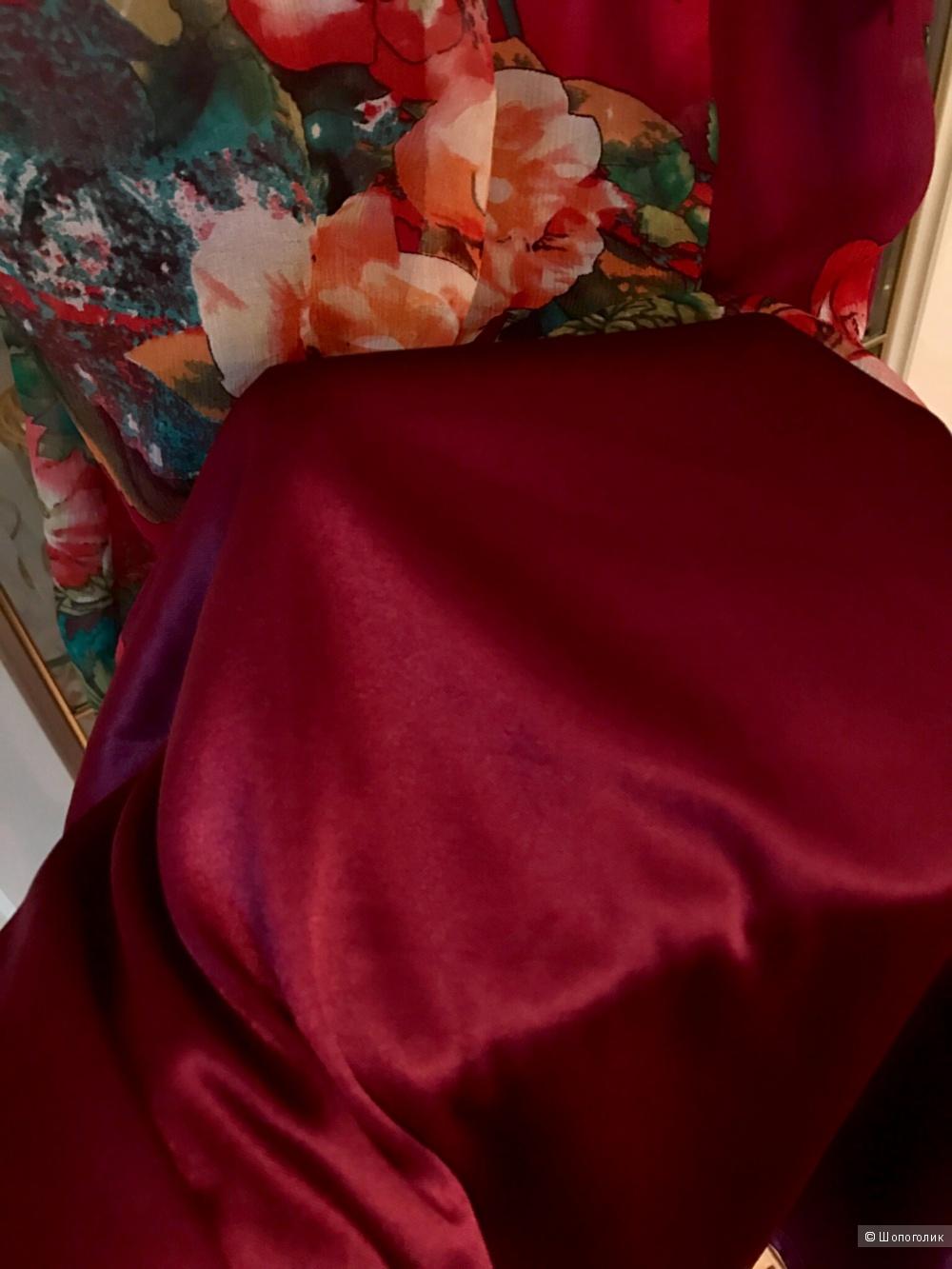 Шелковый сарафан Sue Wong  xs-s