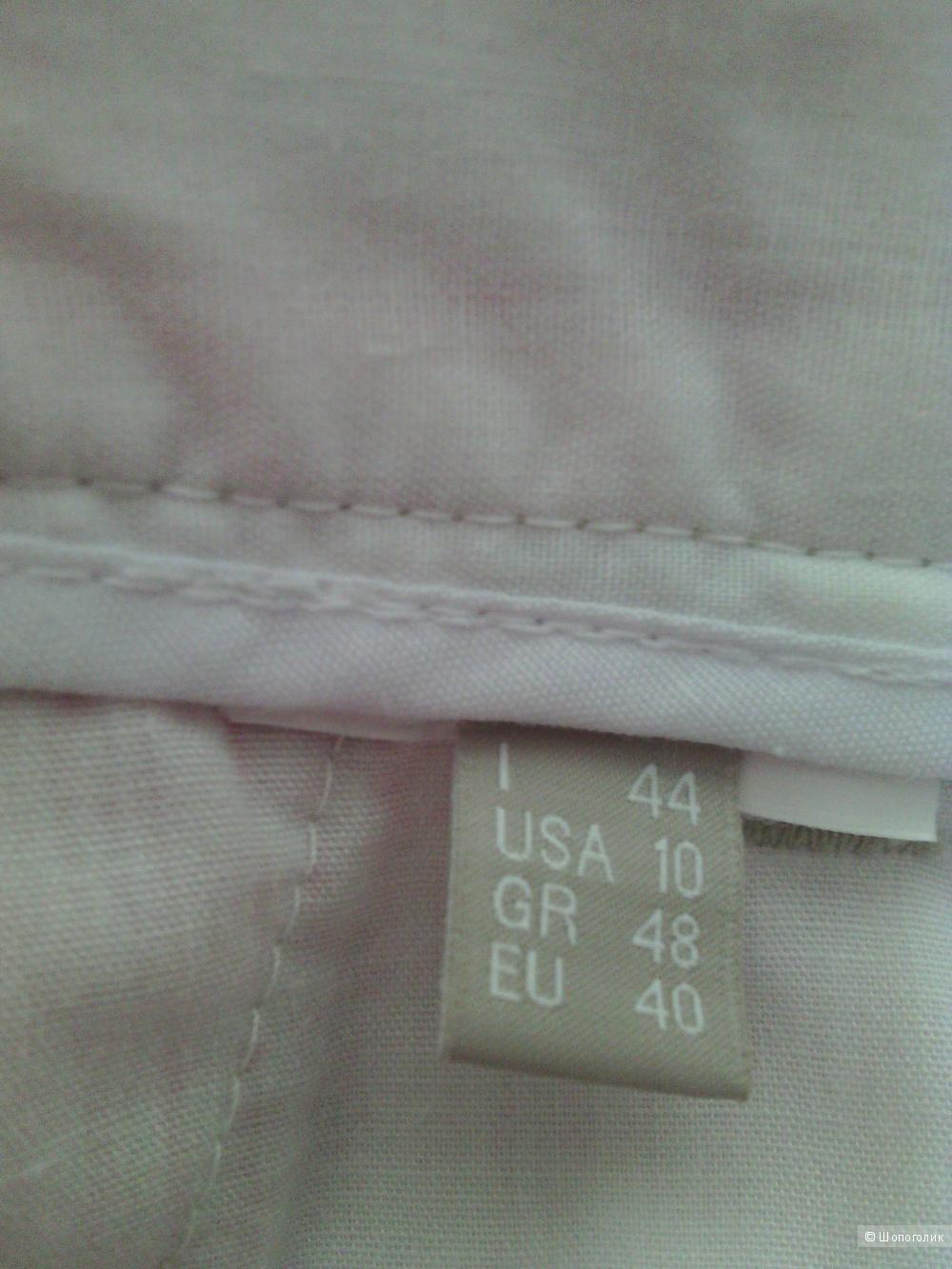 Летние брюки из хлопка, раз.48-50