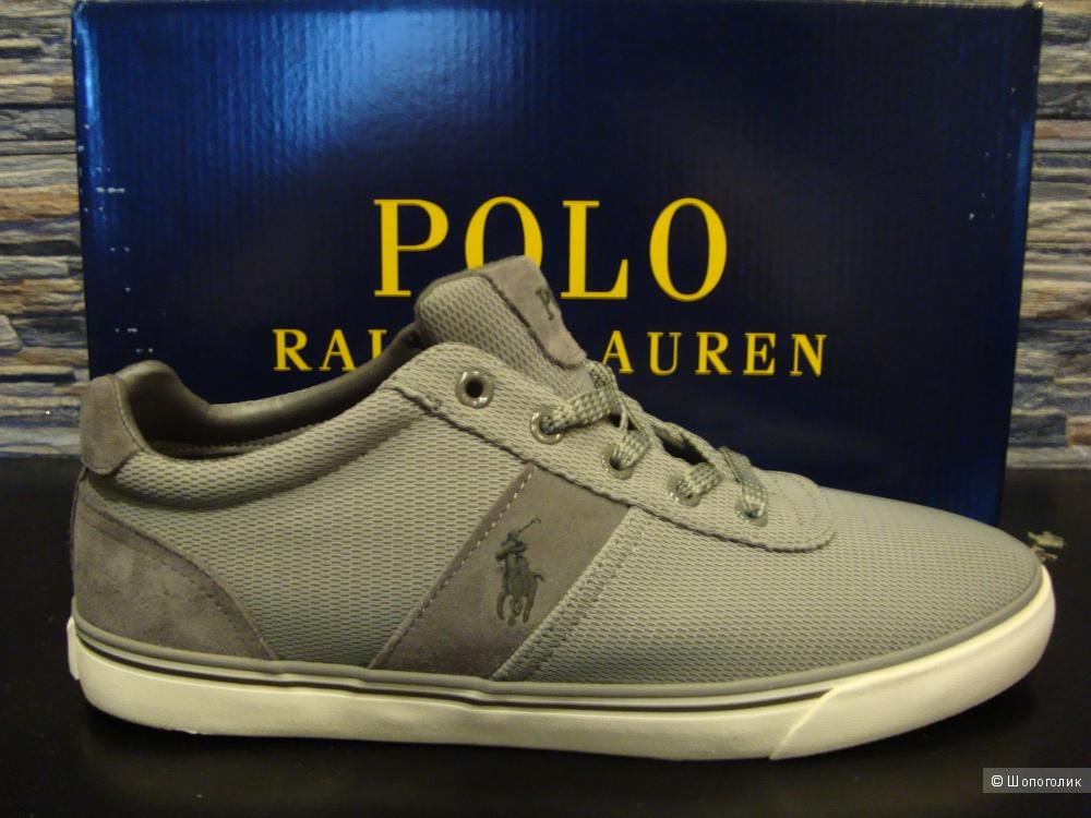 Ralph Lauren POLO US 10.5 (43.5) новые кеды оригинал