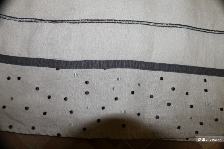 Льняное платье,бренд White Stuff ,размер 42-44