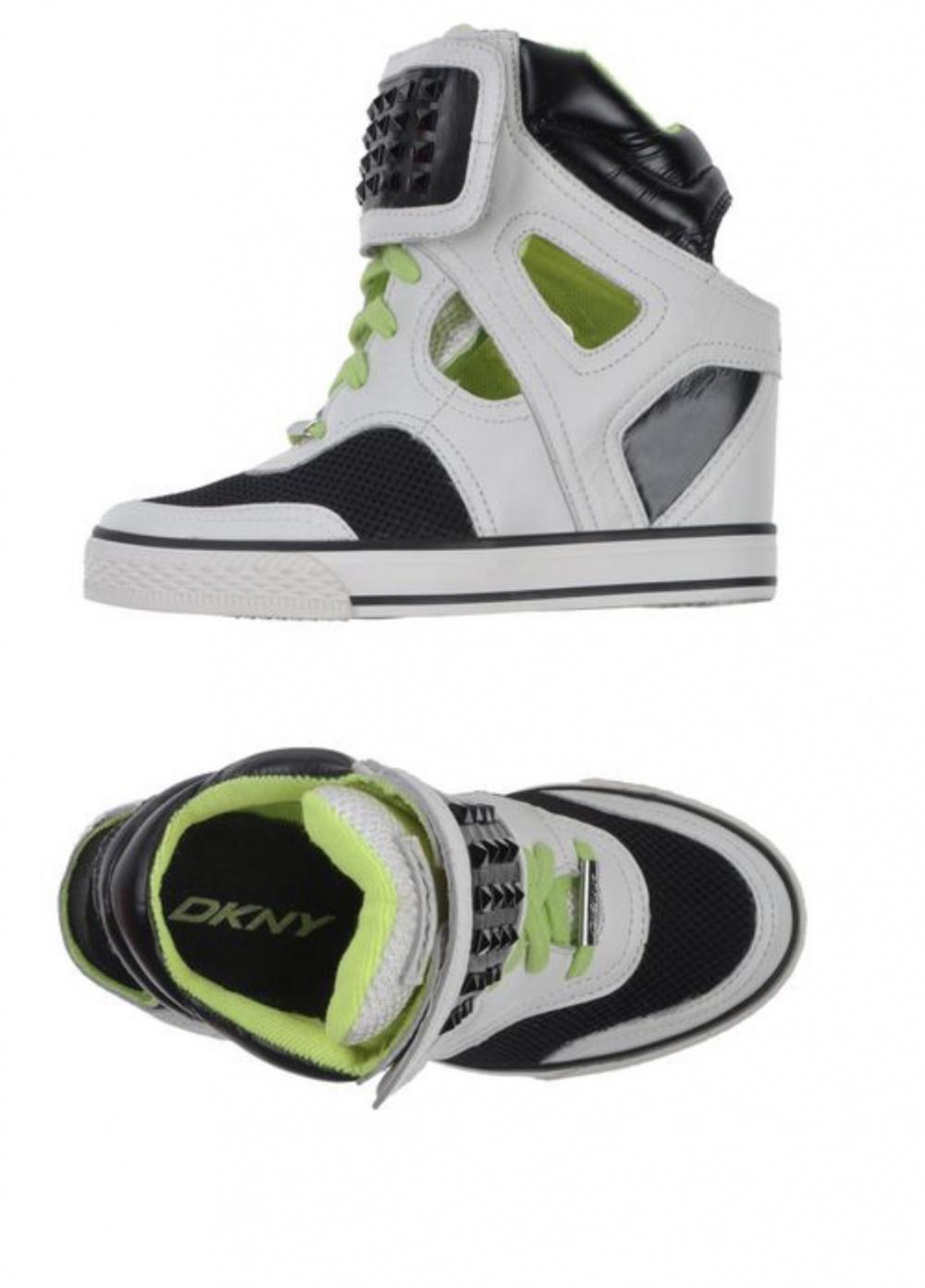Высокие кеды и кроссовки DKNY, 9/US/40/EU/6,5/UK
