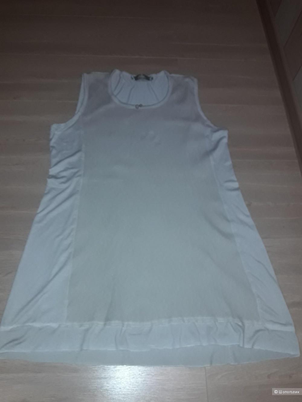 Майка-туника Bottega размер 50-52 (XXL).