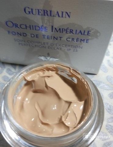 Тональный крем Guerlain Orchidée Impériale, тон 2, 30 ML