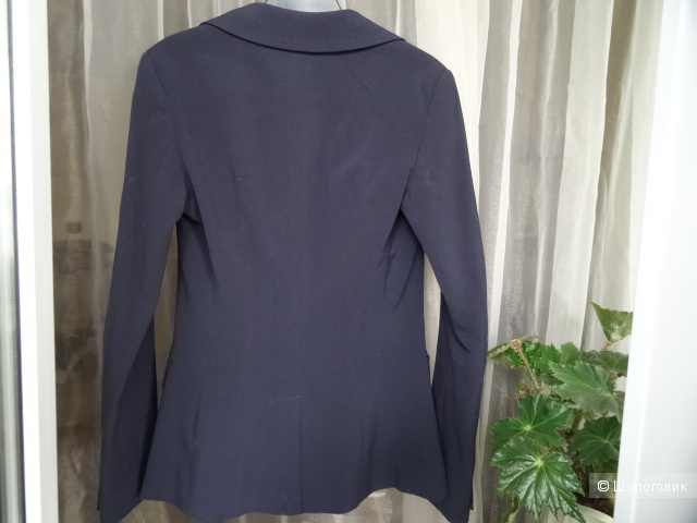 "Базовый пиджак ""Zolla"", размер 42, б/у"
