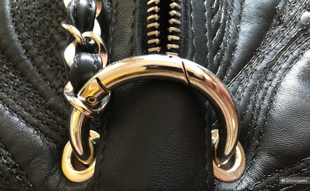 Клатч новый кожаный от Gianfranco Sisti, Италия