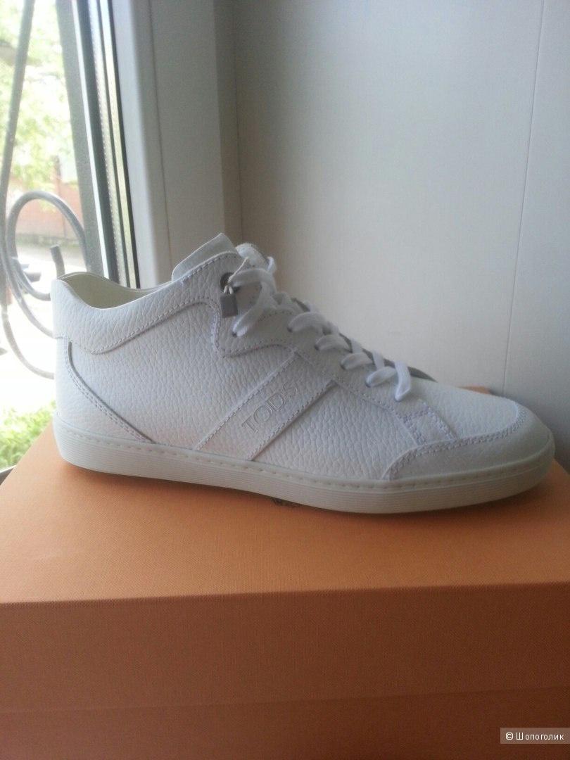 Новые кроссовки  TOD'S  размер 37.