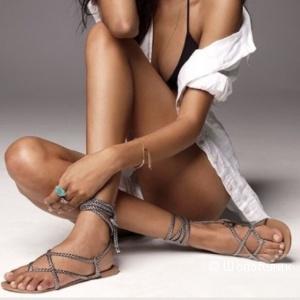 Сандалии Colin Stuart by Victoria's Secret, коричневый перламутр