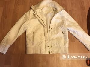 Куртка бежевая демисезонная бренд Baronia EU 42 Германия
