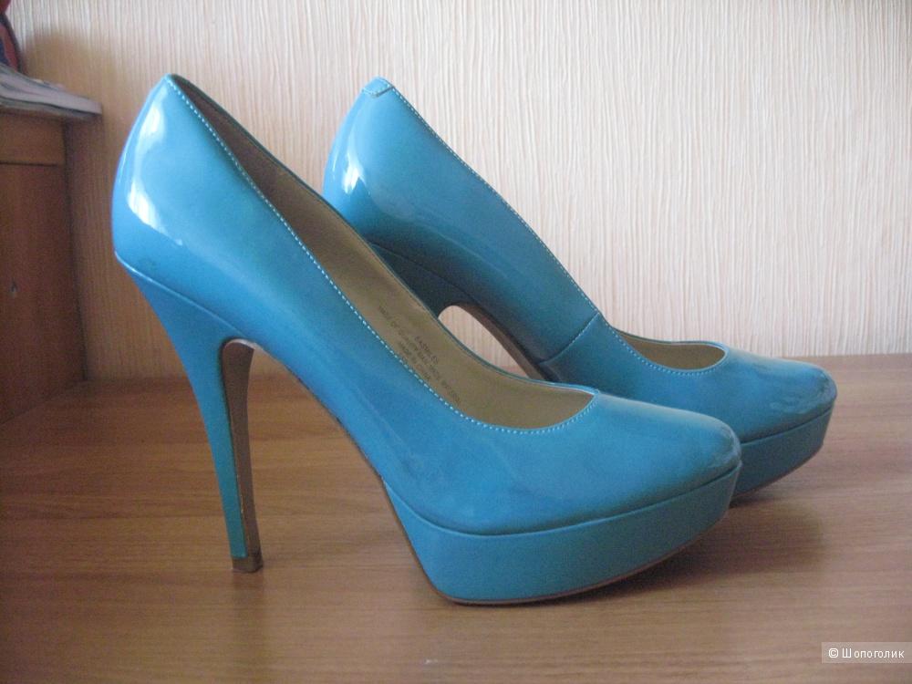 Лаковые туфли ENZO ANGIOLINI  р-р 7,5М