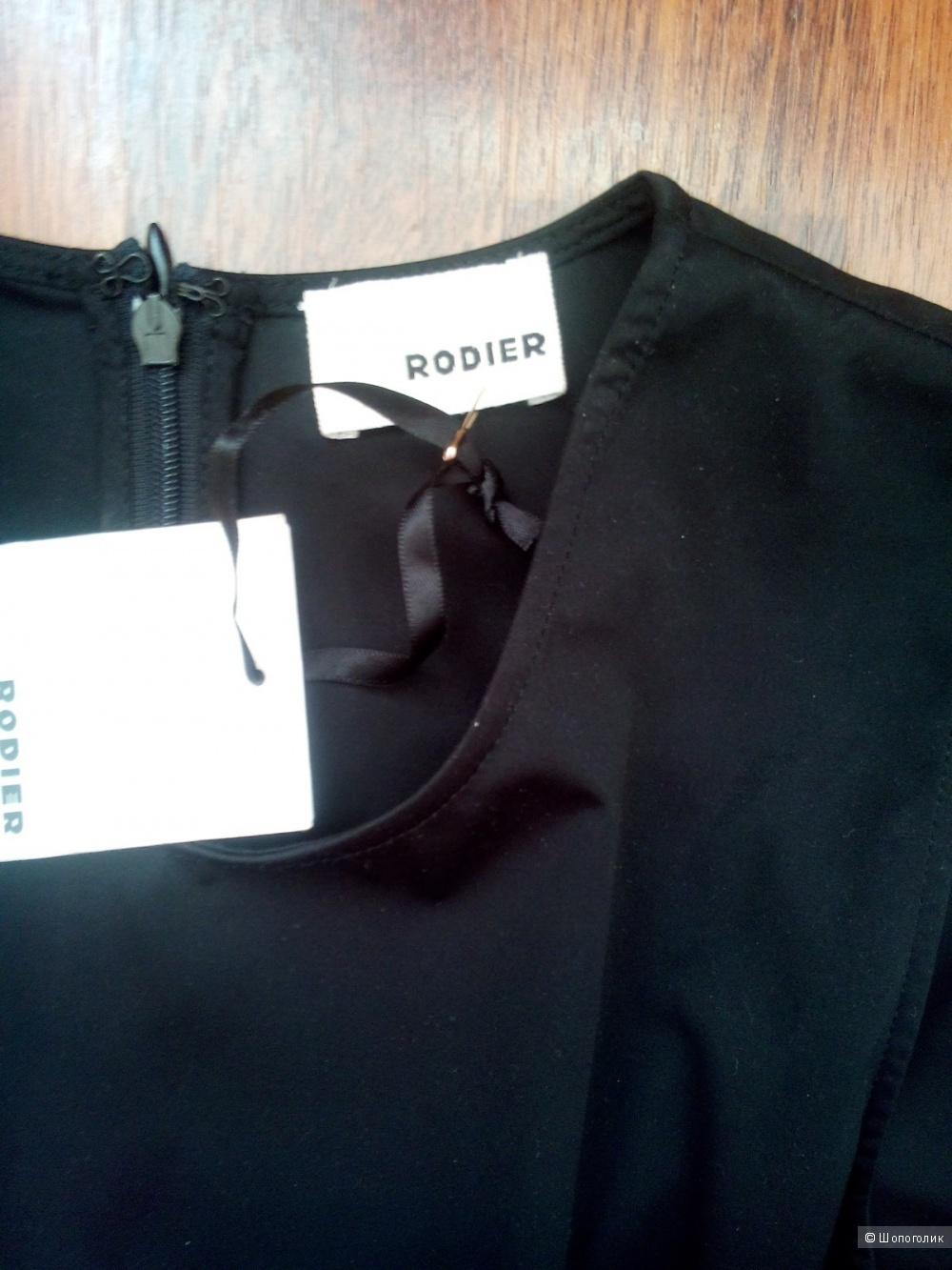 Маленькое черное платье RODIER ФРАНЦИЯ разм 40(44-46)