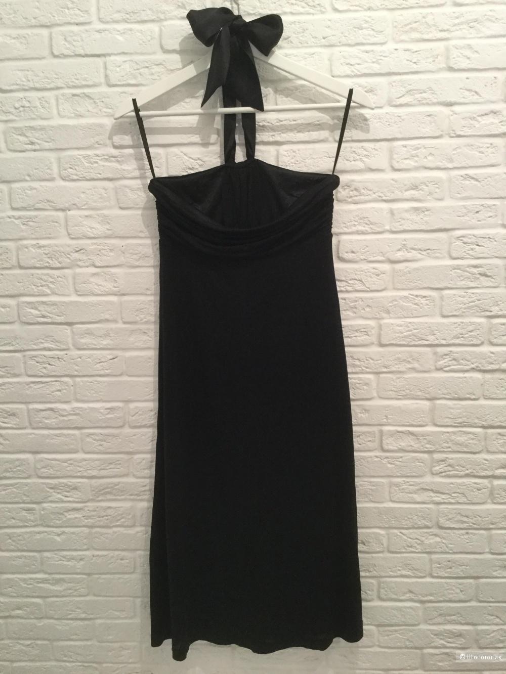 Платье-бандо Massimo Dutti, маркировка S