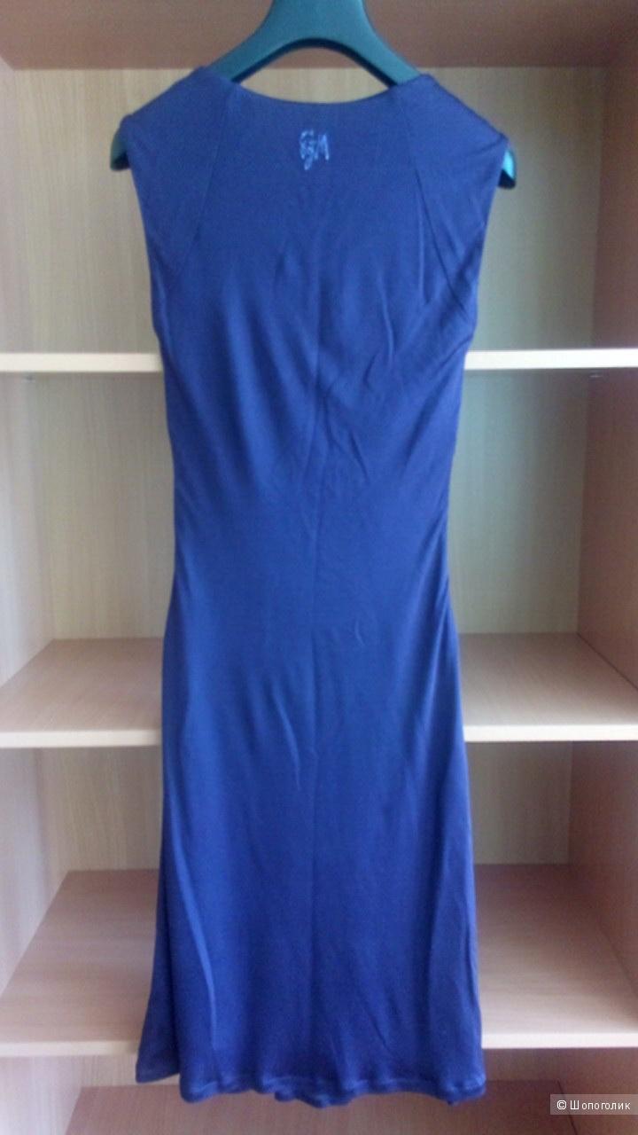 Платье GUESS BY MARSIANO цвет баклажан размер 40(40-42 росс)